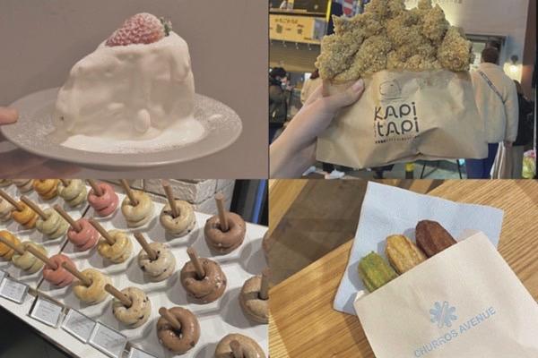 【2021年10代女子が選ぶ流行フード予測】注目はとろけるショートケーキ?台湾からあげ?